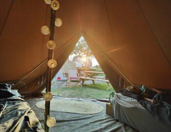 Betoverend slapen in de achtertuin van Toverland