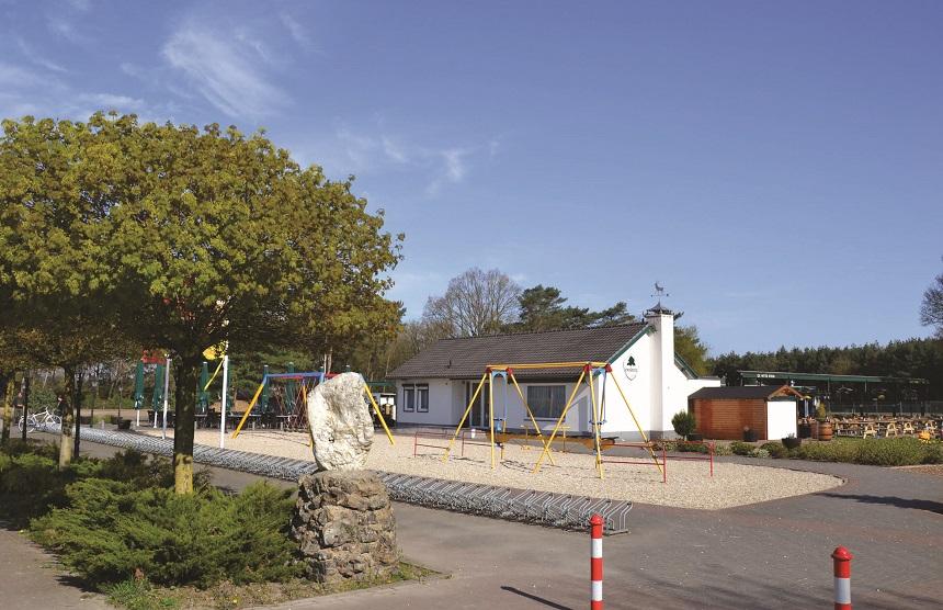 De Witte Stein in Reuver is het ideale vertrekpunt voor een tocht door de grensbossen