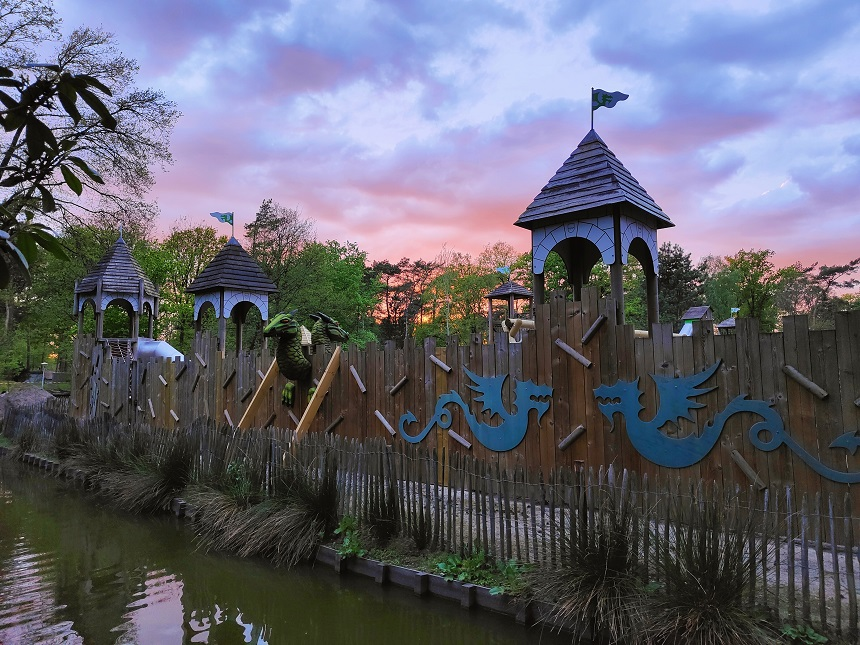 draken speeltuin lommerbergen