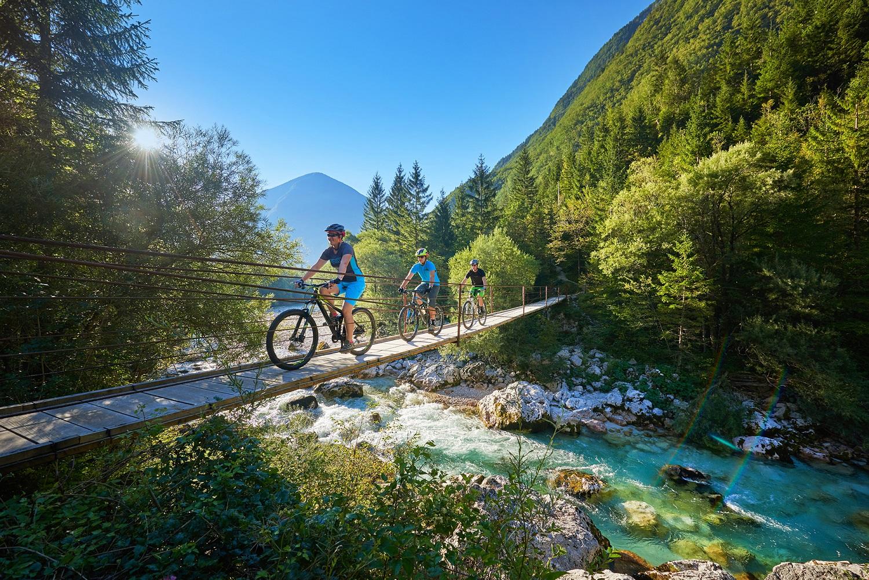 fietsvakantie Slovenie