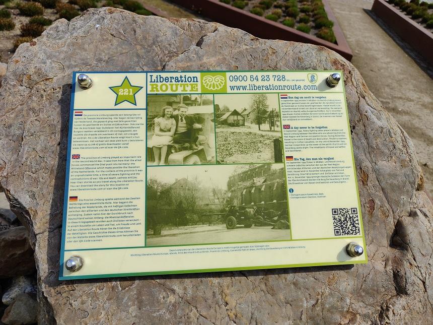 Liberation Route Europe - luisterlocatie Kasteel De Keverberg