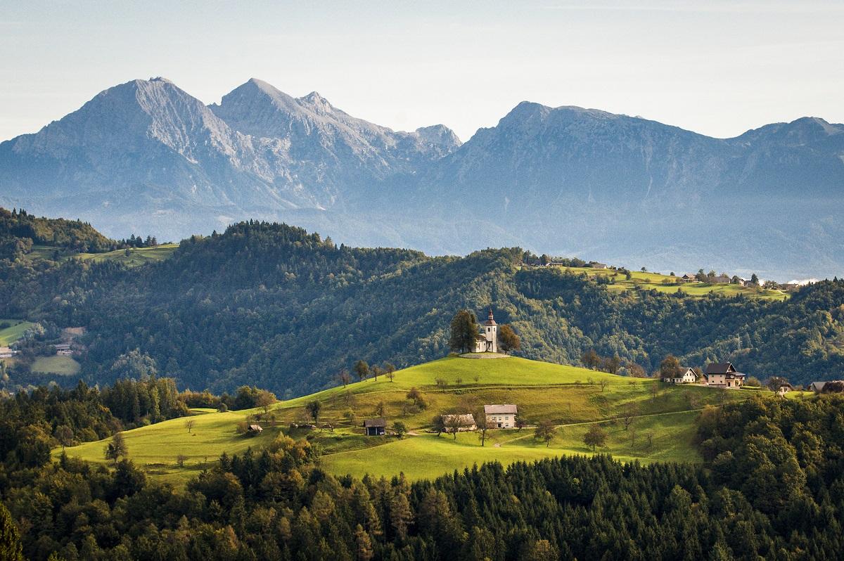 vakantie Slovenie
