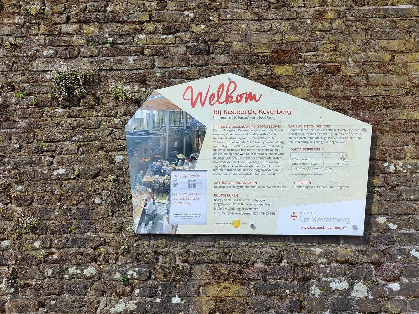welkom bij kasteel de keverberg