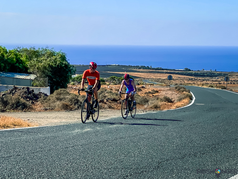Lanzarote op twee wielen