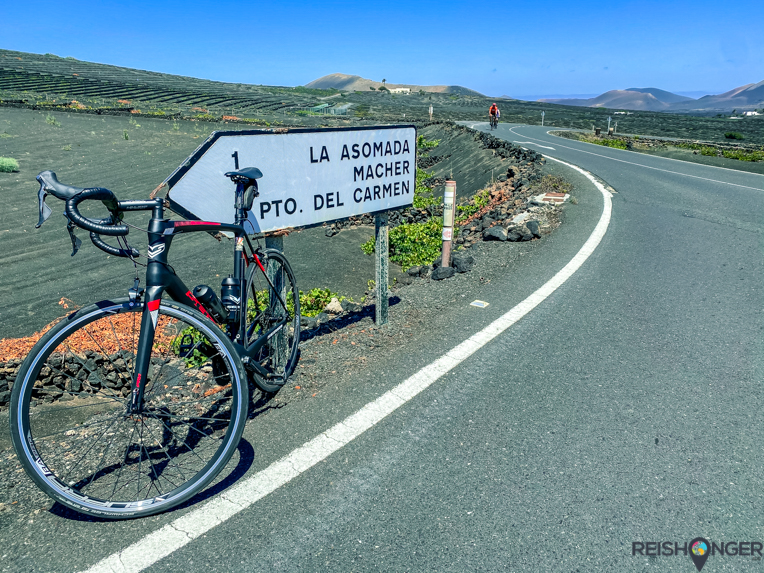 Racefiets Lanzarote