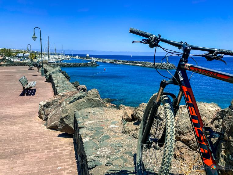 Mountainbiken op de Canarische Eilanden