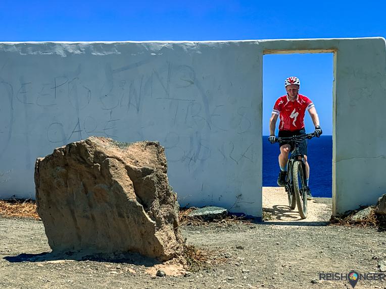 Mountainbike Lanzarote