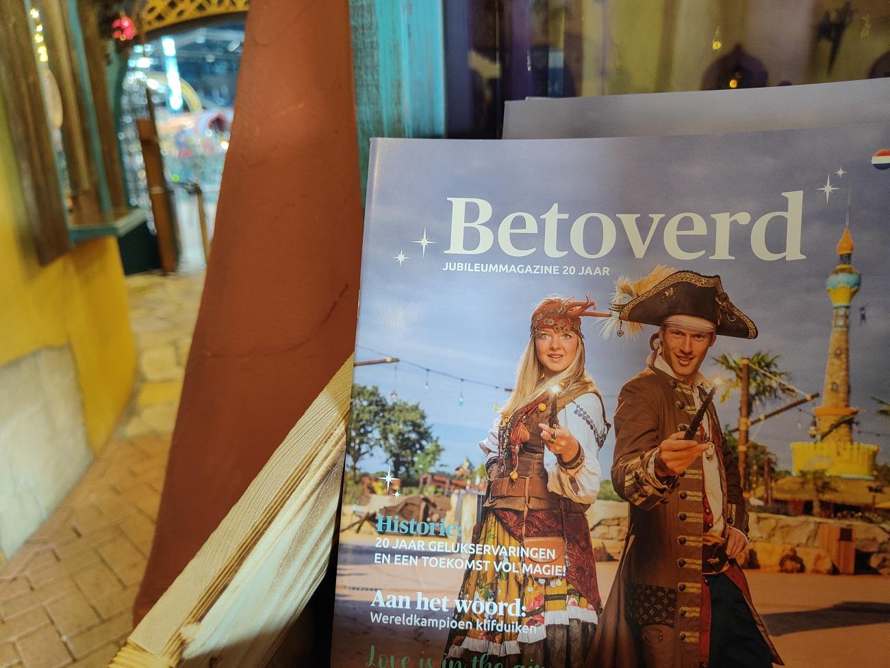 Betoverd Magazine