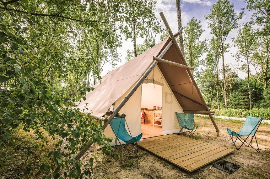 Camping L'Heureux hasard, à Contres. - Mateus Carvalho - Camping L'Heureux hasard