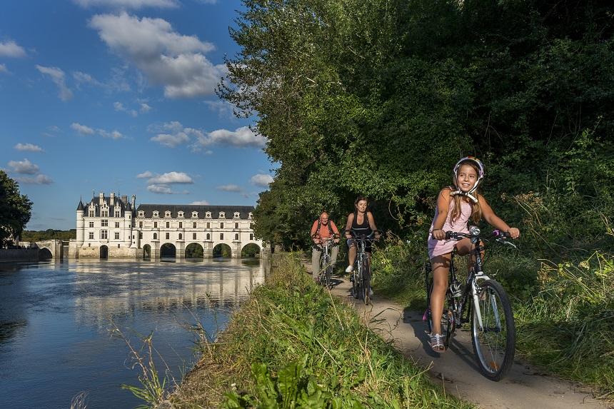 Chenonceau - Photo credits: D. Darrault - CRT Centre-Val de Loire