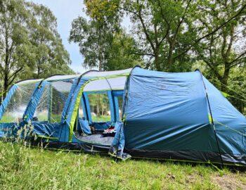Getest: Coleman Castle Pines 4L tent