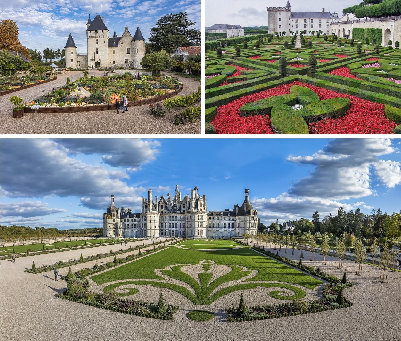 Kastelen-Loiredal-Frankrijk