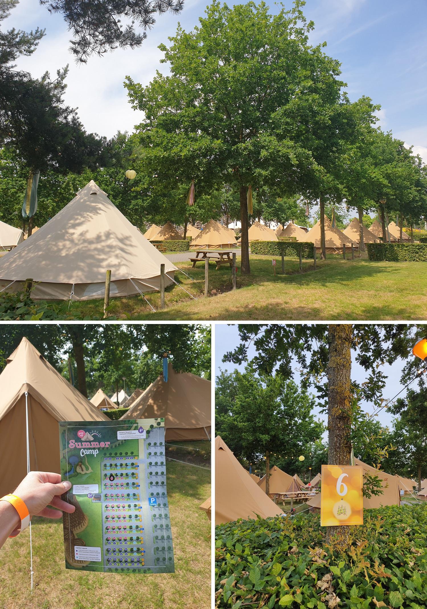 Summer-camp Toverland