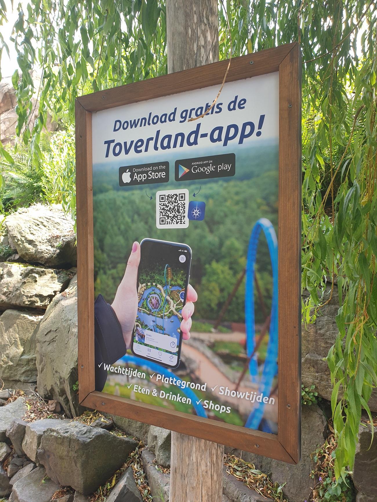 Toverland-app