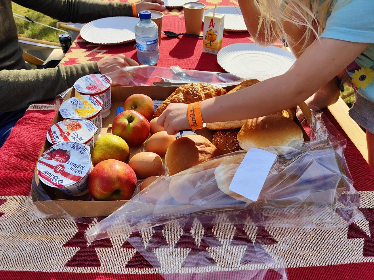 Summer Camp Toverland ontbijtpakket