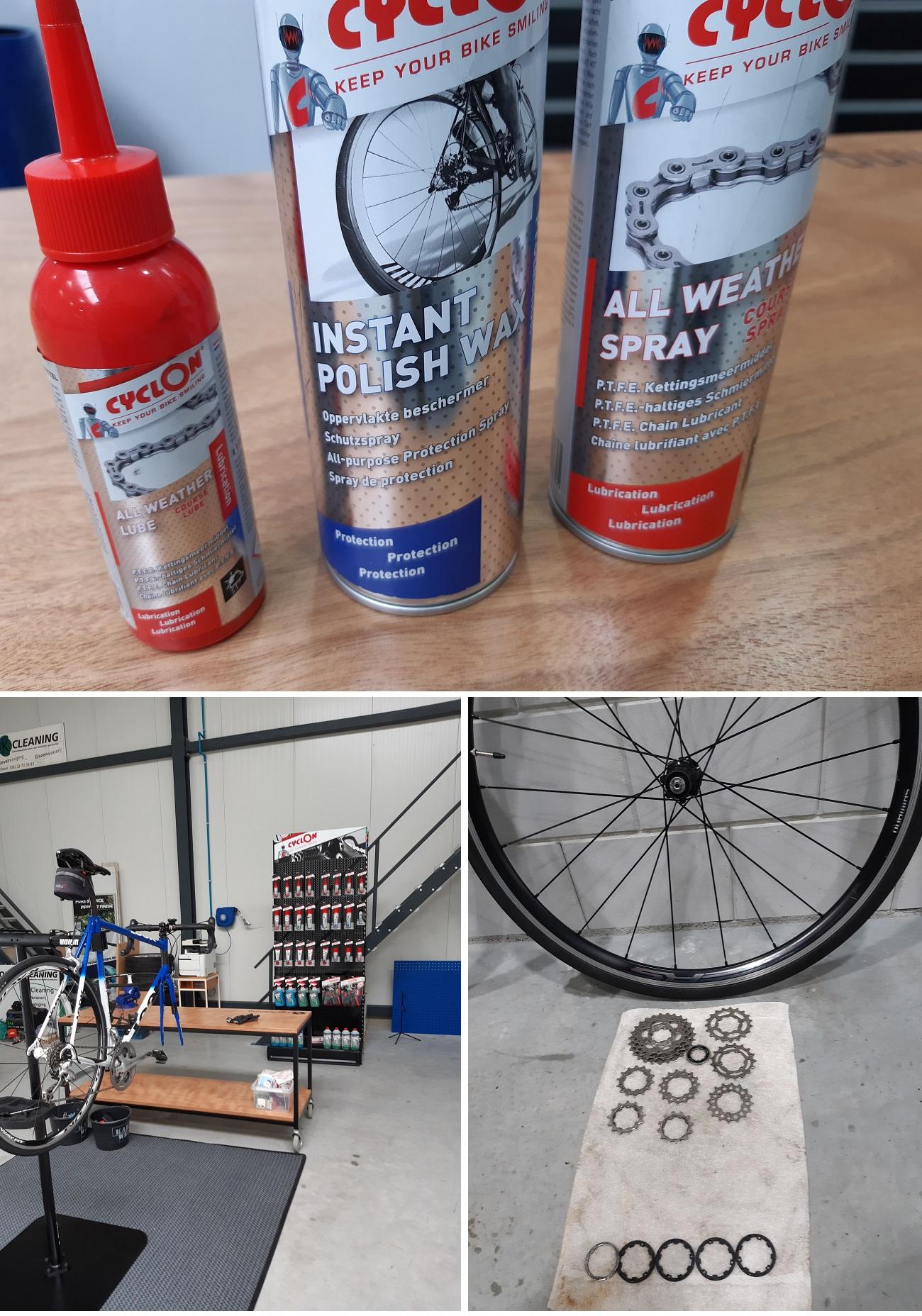 cyclon schoonmaakproducten