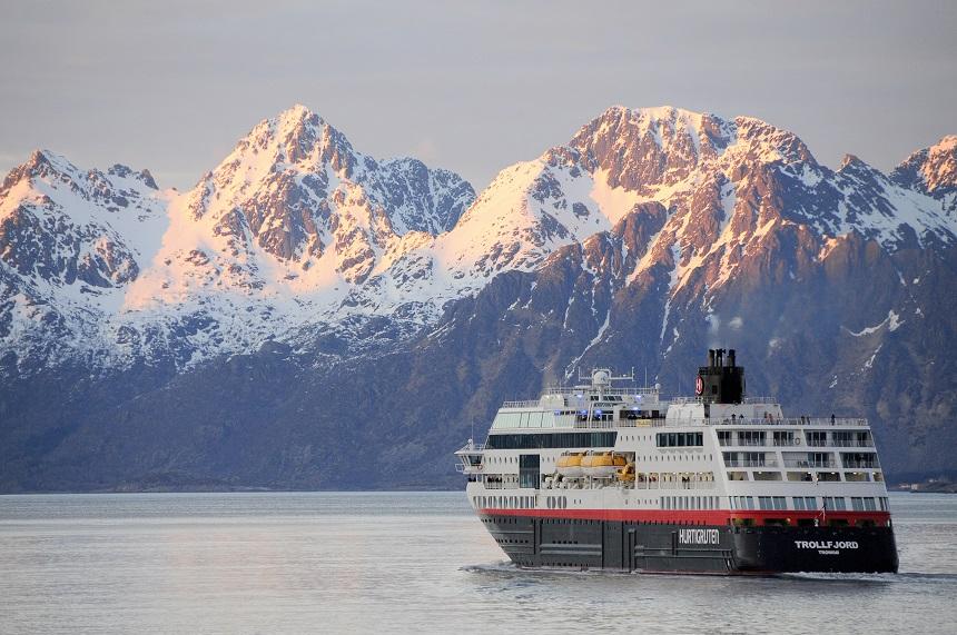 Hurtigruten Trollfjord
