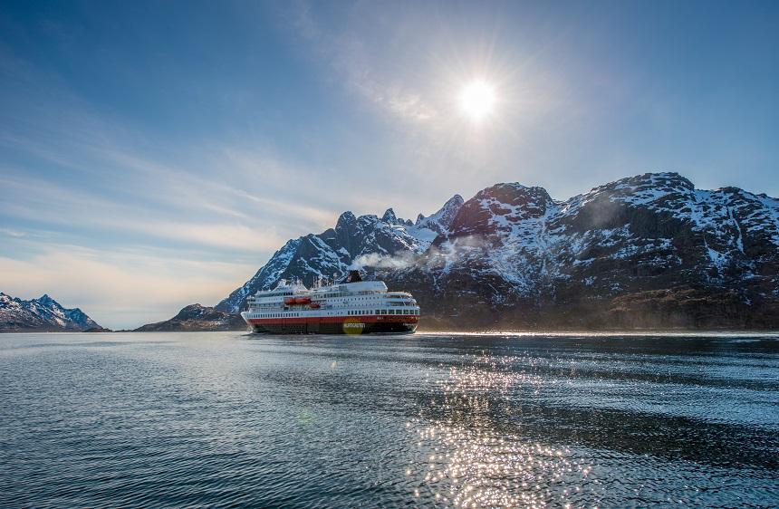 Hurtigruten zeereis