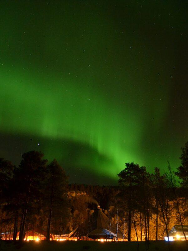 Noorderlicht Noord-Noorwegen