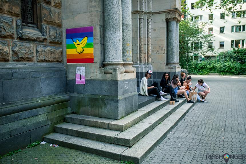 De hipste wijk van Keulen