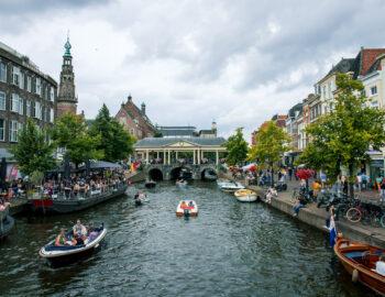 Op ontdekkingsreis door Leiden