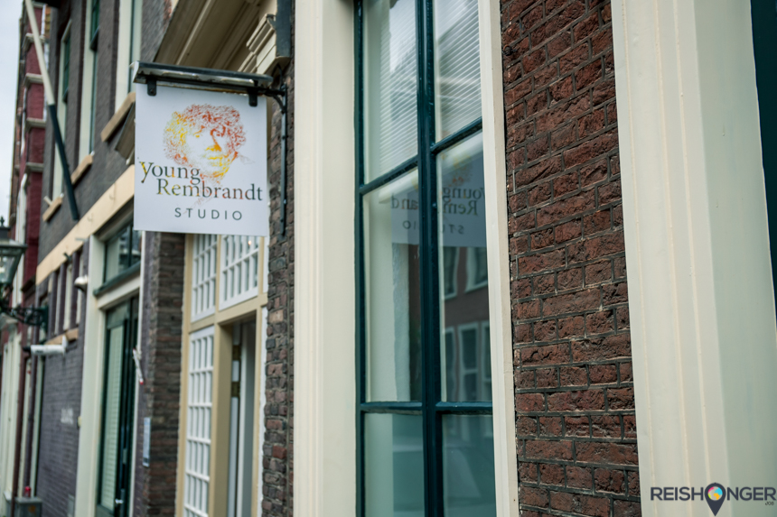 Young Rembrandt Studio Leiden
