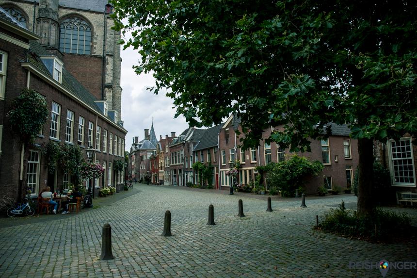 De Rembrandt Route volgt de voetsporen van Van Rijn en andere beroemde schilders door de stad