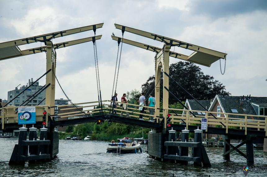 Boottocht Leiden