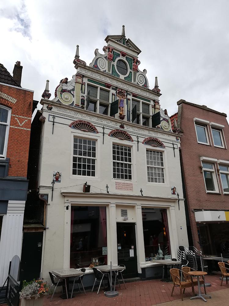 Historisch pand in Coevorden