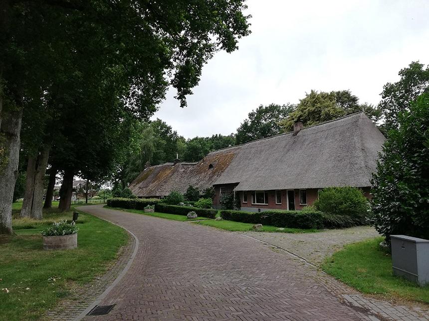 Saksische boerderij bij Schoonebeek