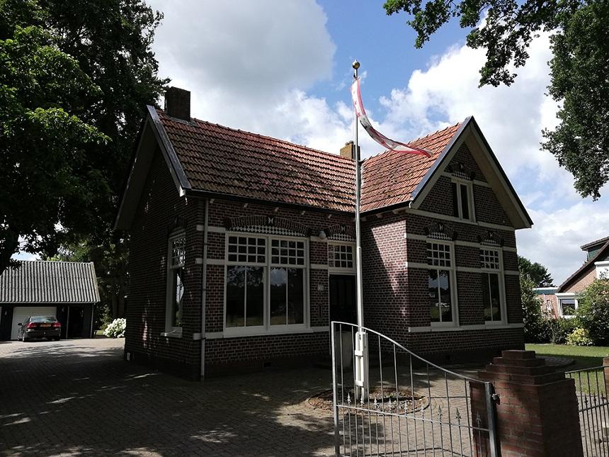 Voormalig grenskantoor Zwartemeer
