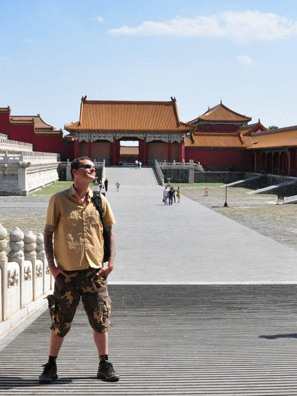 Beijing - De Verboden Stad