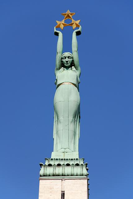 Riga vrijheidsbeeld