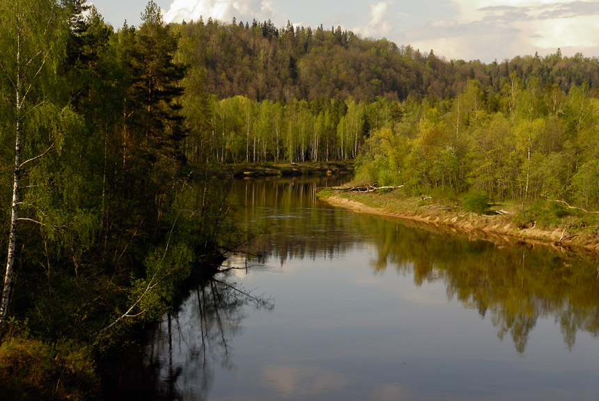 Sigulda - Gauja national park