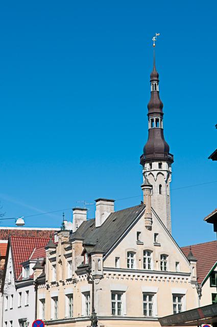 Stadhuis van Tallin