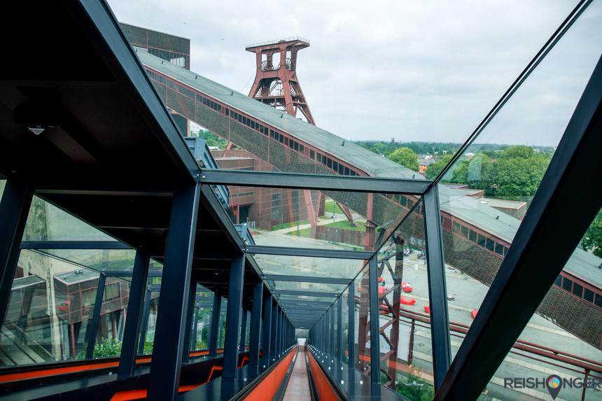 Roltrappen Zollverein