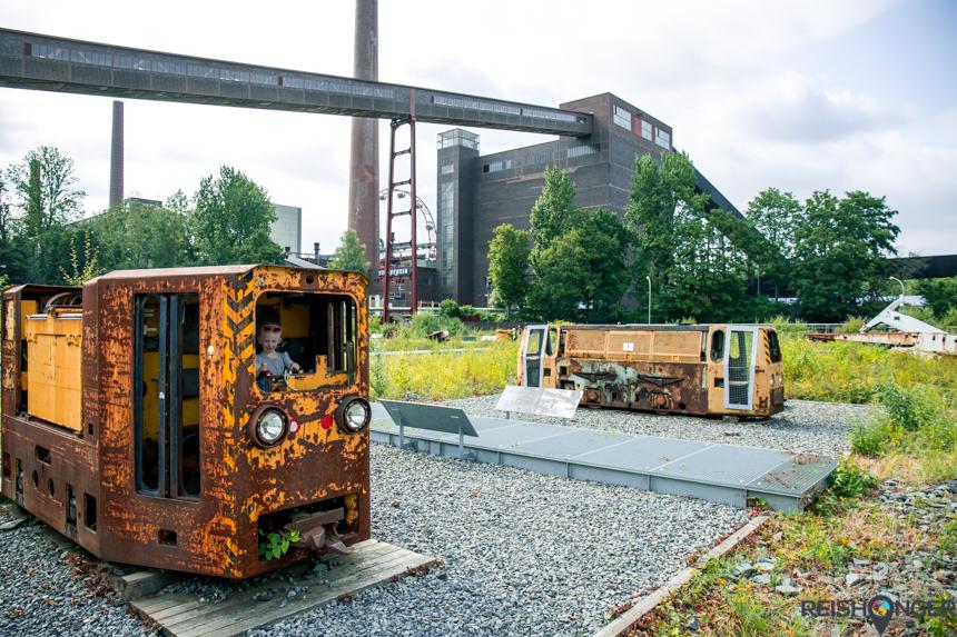 De Kokerei, de cokesfabriek