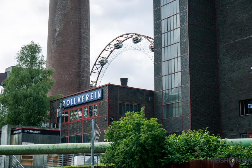 industriecomplex Zollverein