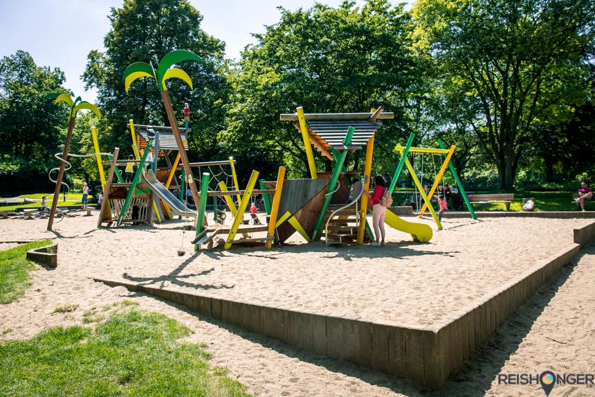 Speeltuin Grugapark