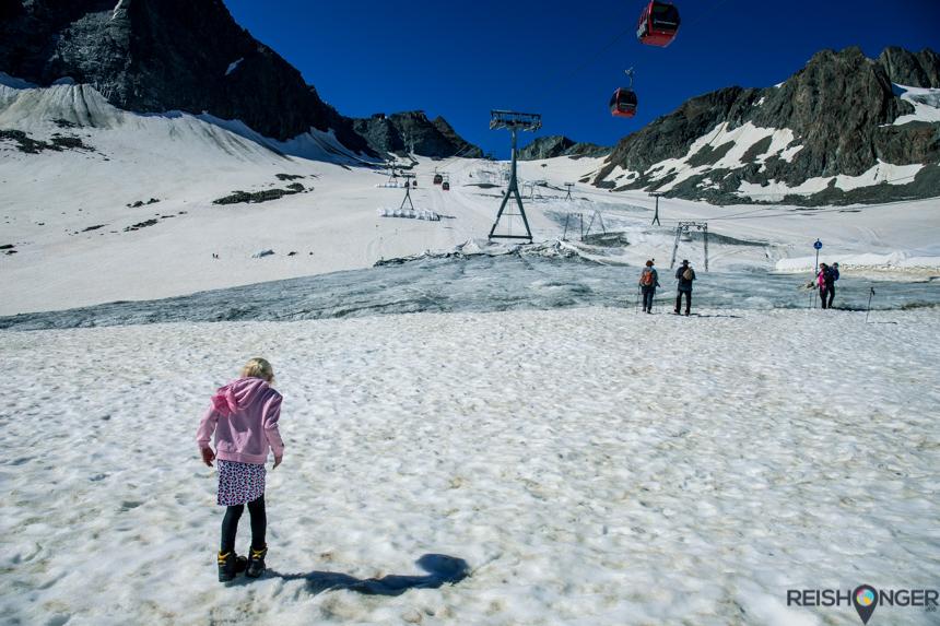 Stubai Gletsjer