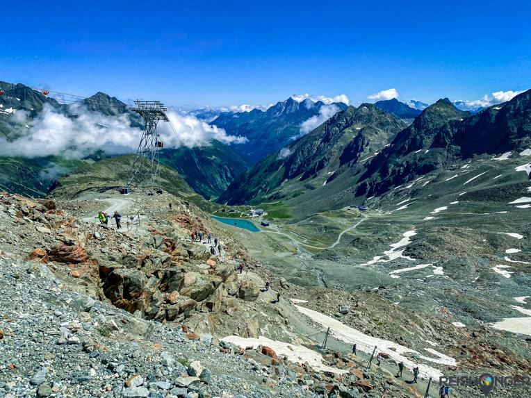 Uitkijktoren Top of Tyrol Stubai