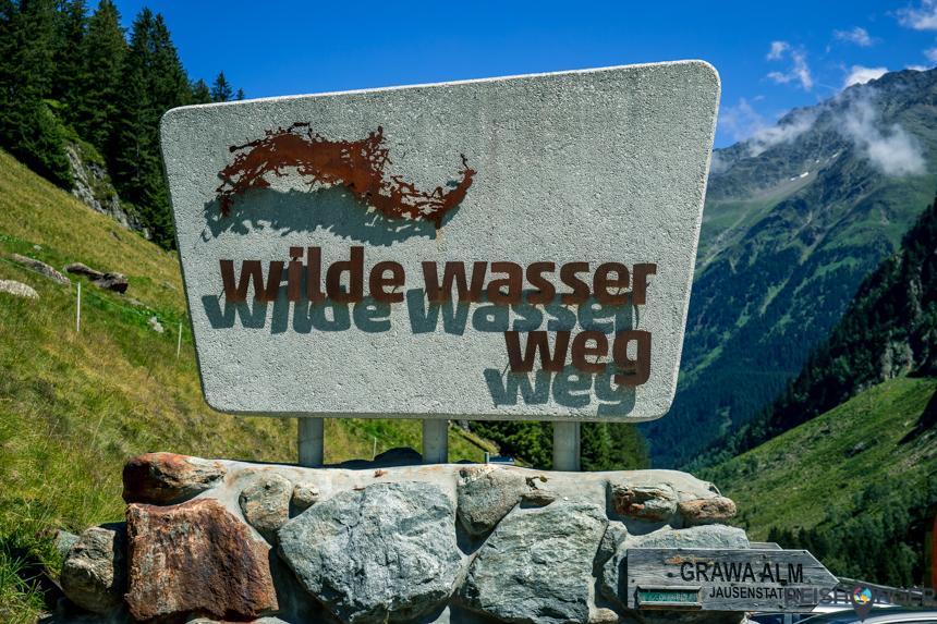 Wilde Wasserweg