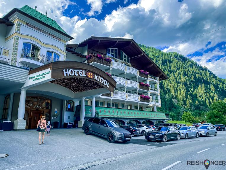 Stubai met kids - Alpenhotel Kindl Neustift
