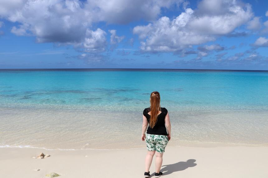 De mooiste stranden van Curacao? Daar hoort Kleine Knip zeker bij.