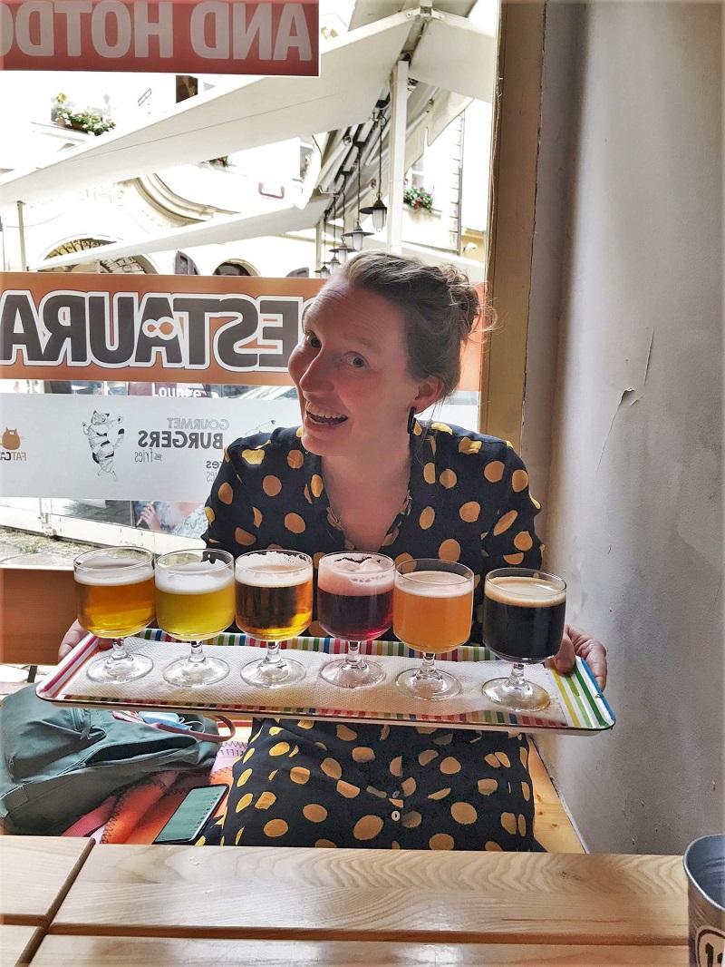 Fat Cat Bier Praag - een van de beste bierbarren in Praag