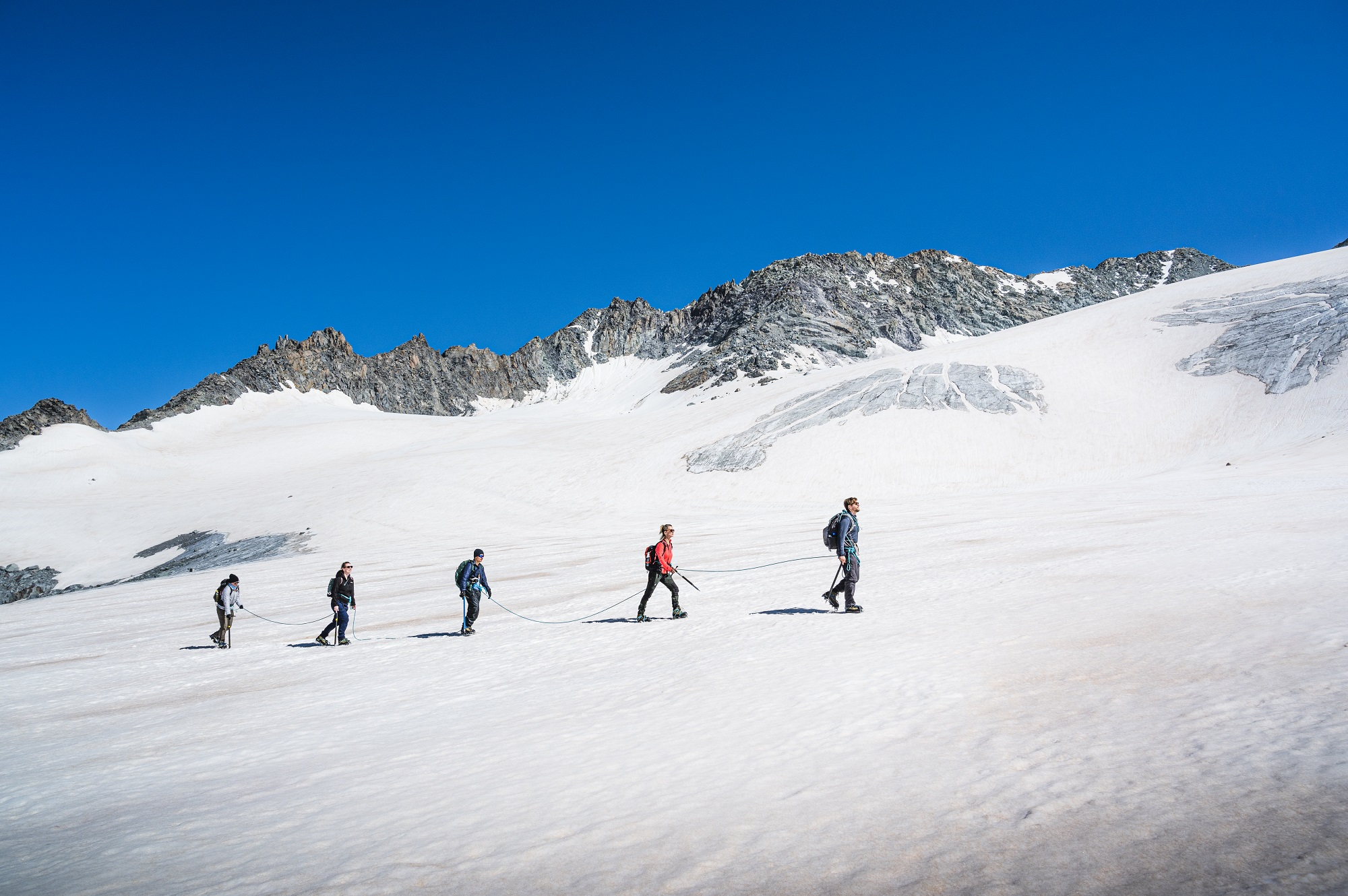 Gletsjer Val Thorens - Friso van Wassenaer