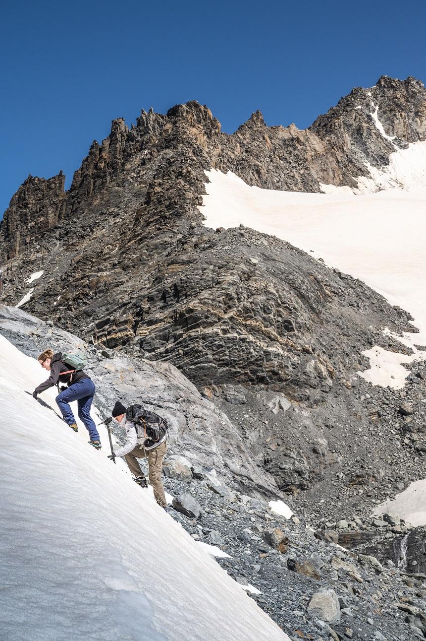 Gletsjerklim - Friso van Wassenaer