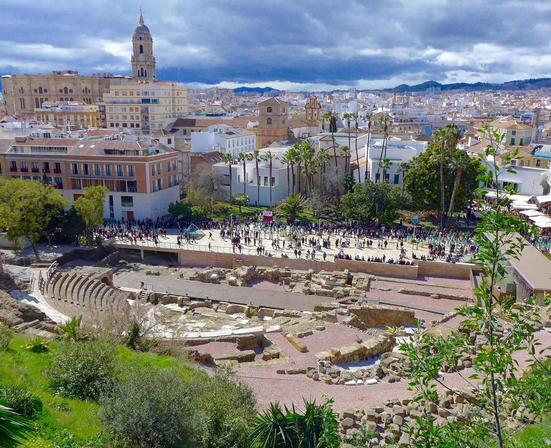 Malaga leukste steden Spanje