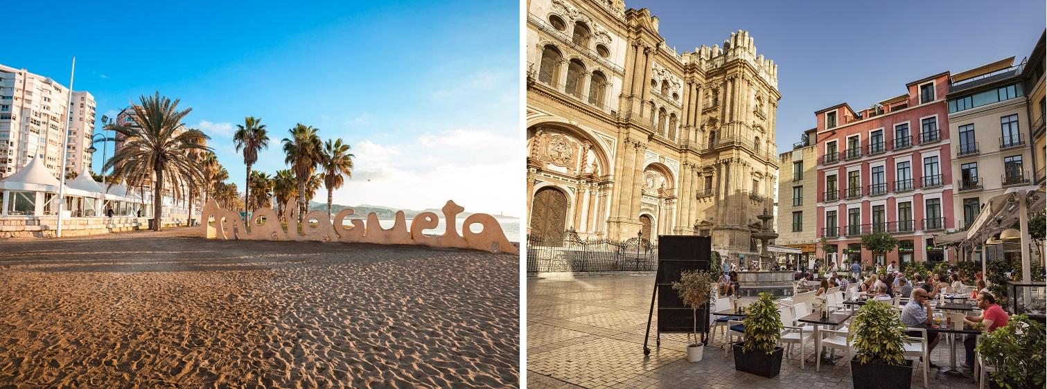Malaga stedentrip