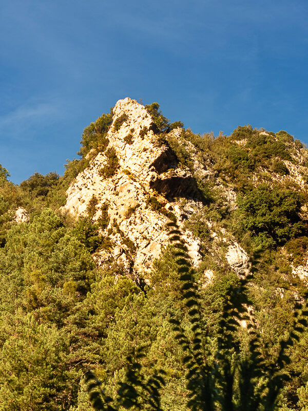 Pyreneeenlandschap in Catelonie